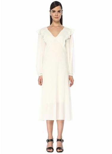 Academia Elbise Beyaz